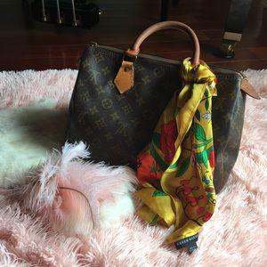 Authentic 1990s Speedy 30 Louis Vuitton Bag